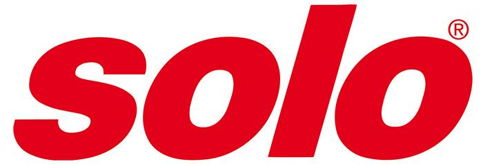 Официальный логотип компании SOLO