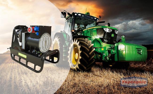 Купить недорого подвесной генератор AGROVOLT AV65R