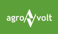 Официальный логотип компании AGROVOLT