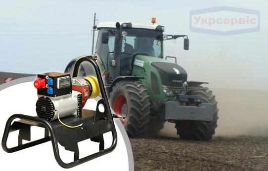 Купить недорогой тракторный генератор AGROVOLT AV38
