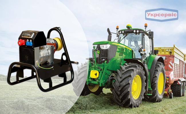 Купить недорого подвесной генератор AGROVOLT AV22