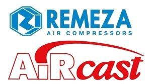 Официальный логотип компании AiRcast