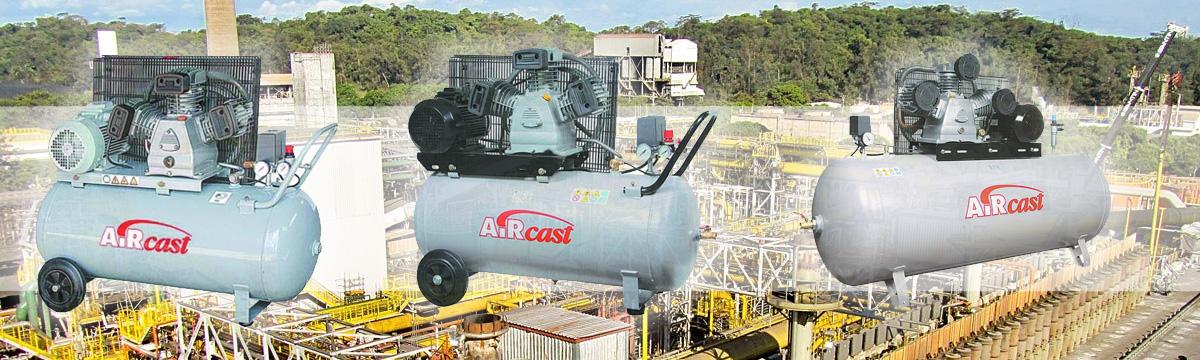 Купить недорогой компрессор сжатого воздуха Аиркаст