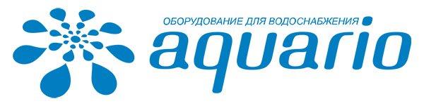 Официальный логотип компании Aquario