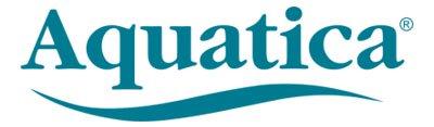 Официальный логотип компании Aquatica