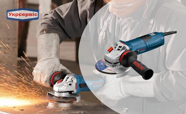 Купить недорого УШМ Bosch GWS 13-125 CIE в Украине