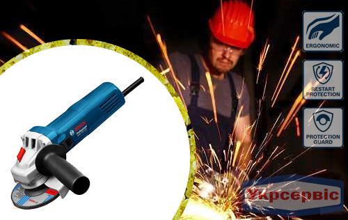 Купить недорого УШМ Bosch GWS 750-125 мм в Украине