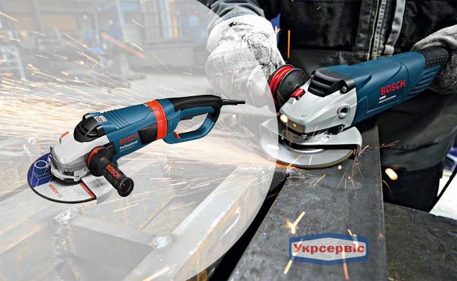 Купить дешево болгарку Bosch GWS 26-230 LVI в Украине