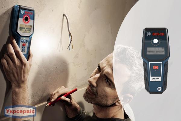 Купить недорого детектор BOSCH GMS 100 M Professional