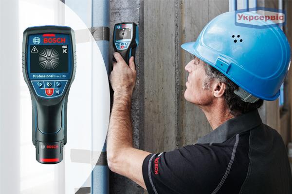 Купить недорого детектор BOSCH D-tect 120 Professional