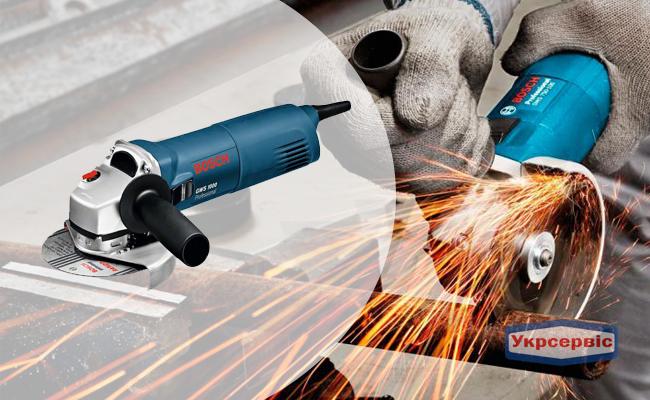 Купить дешево болгарку Bosch GWS 1000 Professional в Украине