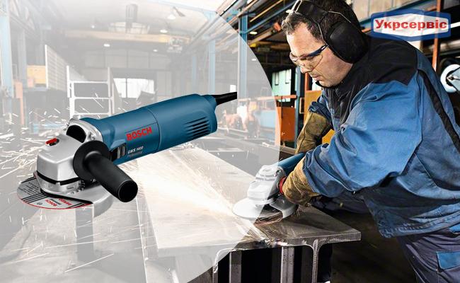Купить недорого УШМ Bosch GWS 1400 в Украине
