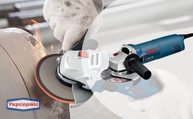 Купить дешево болгарку Bosch GWS 1400 в Украине
