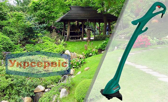 Купить недорогой аккумуляторный триммер для травы Bosch Art 23 Easytrim