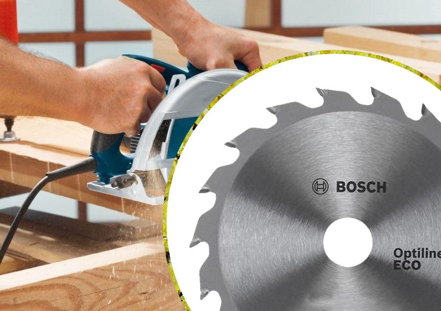 Купить недорогой пильный диск Bosch ЕСО for Wood 200х32 мм Z48