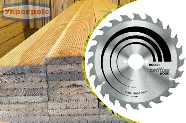 Купить недорогой пильный диск Bosch ЕСО for Wood 200х32мм Z24