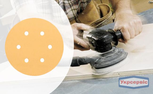 Купить недорого шлифовальный круг по дереву BOSCH C470 Best for Wood and Paint