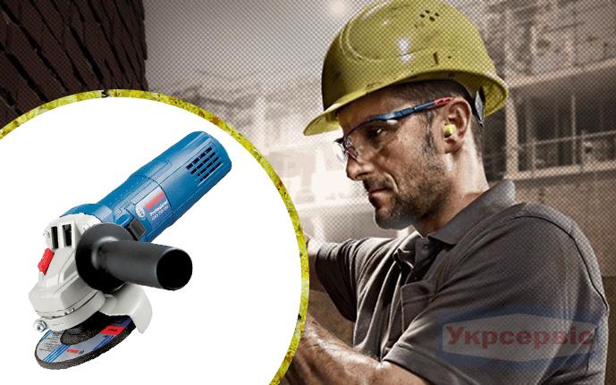 Купить дешево болгарку Bosch GWS 750 S в Украине