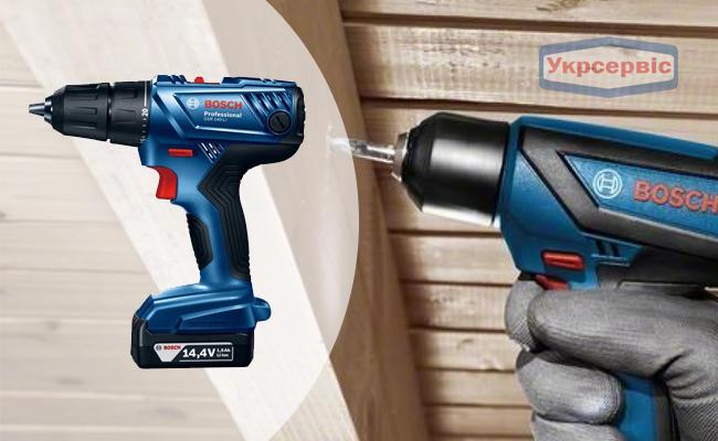 Купить недорогой электрический шуруповерт BOSCH GSR 140-LI Professional для дома