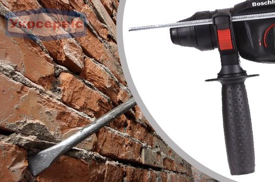 Купить дешево перфоратор BOSCH GBH 2-26 DRE Professional для работы