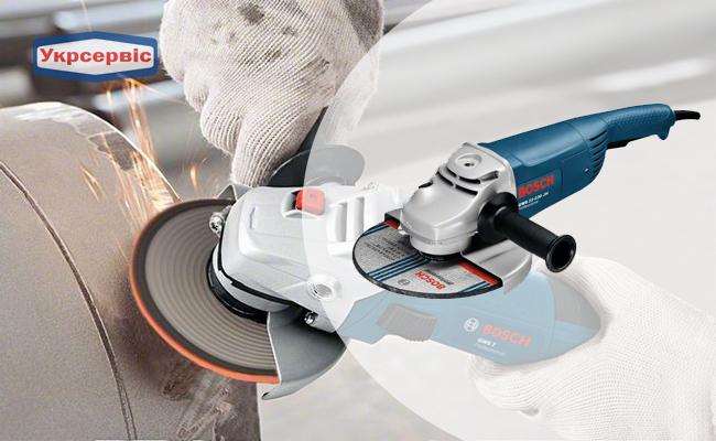 Купить дешево болгарку Bosch GWS 22-230 H в Украине