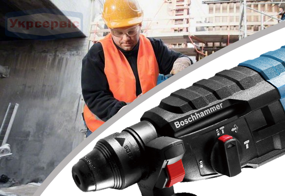 Купить недорого перфоратор BOSCH GBH 240 Professional для дома