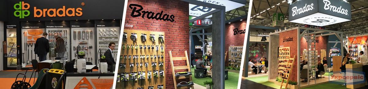 Сколько стоят садовые аксессуары польского производителя Bradas