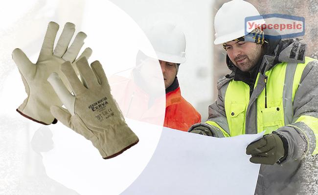 Купить перчатки CERVA HERON WINTER