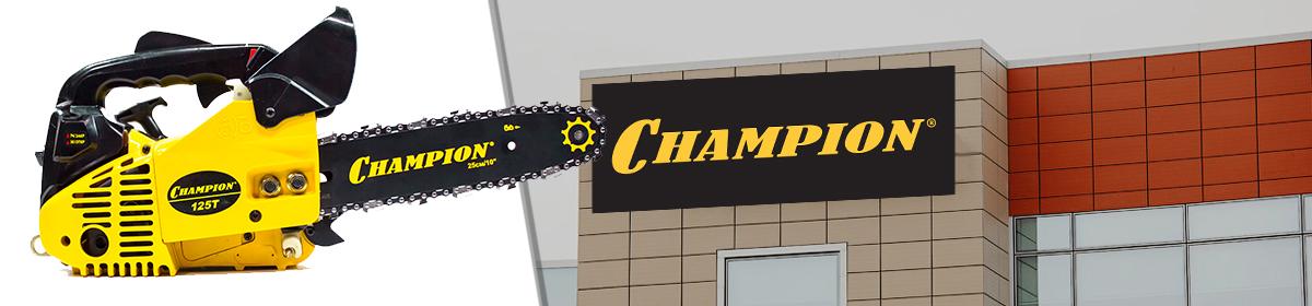 Купить инструменты Champion