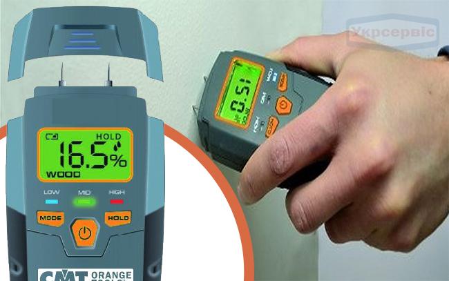 Купить недорого гигрометр влаги CMT DMM-01