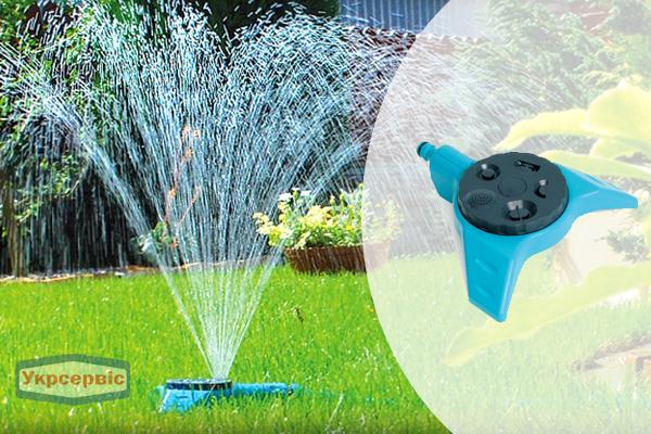 Купить дождеватель для полива Cellfast 50-445 MULTICLIK тт BASIC