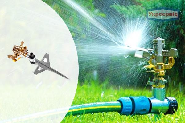 Купить дождеватель для полива Cellfast 52-160 Lux тт IDEAL™