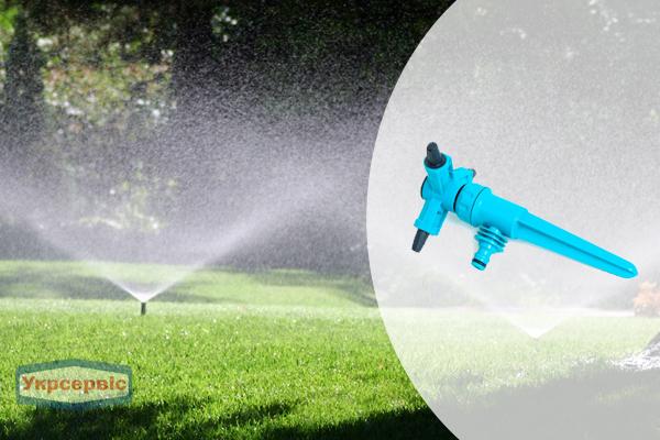 Купить дождеватель для полива Cellfast 50-415 TWISTER sz BASIC
