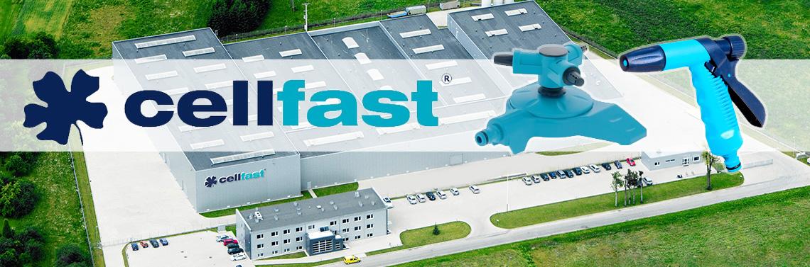 Производитель Cellfast завод