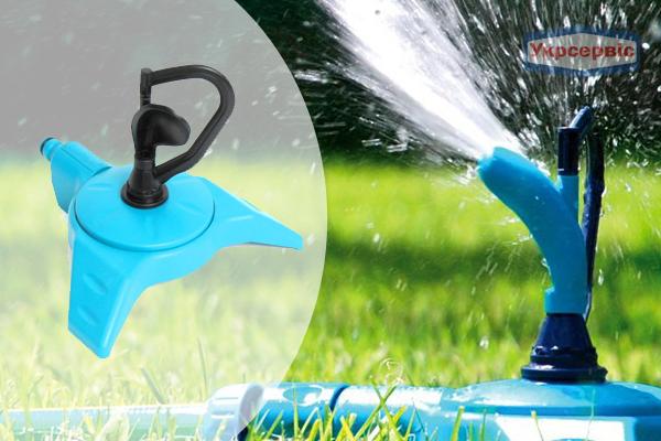 Купить дождеватель для полива Cellfast 50-450 KLIF тт BASIC