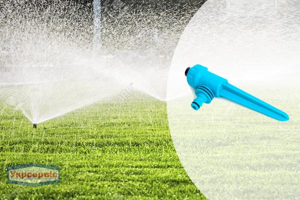 Купить дождеватель для полива Cellfast 50-400 WULKAN sz BASIC