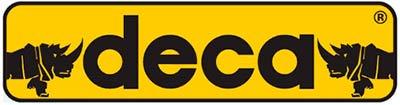 Логотип Deca
