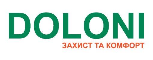 Официальный логотип компании Долони