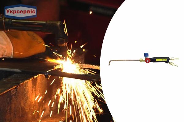 Купить газосварочную корелку Донмет 300 П 9/9 300 мм