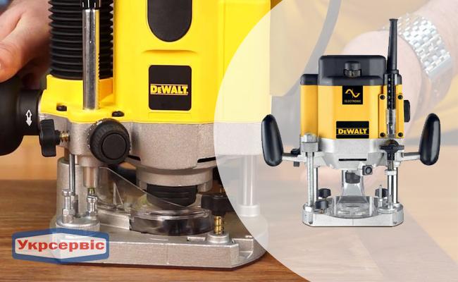Купить недорого фрезер DeWalt DW625E в Украине