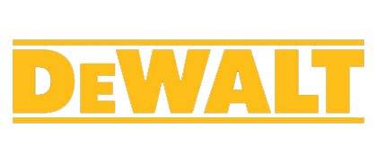 Официальный логотип компании DeWalt