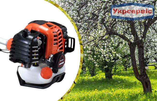 Купить выгодно садовую бензиновую мотокосу для травы ECHO SRM-3610T/U