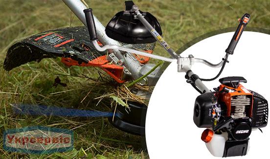 Купить выгодно садовую бензиновую мотокосу для травы ECHO SRM-4510
