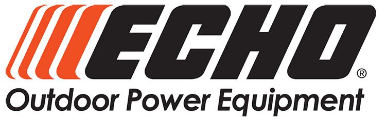 Официальный логотип компании ECHO