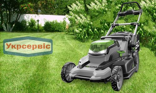 Купить недорого аккумуляторную газонокосилку для сада ЭГО LM2001E