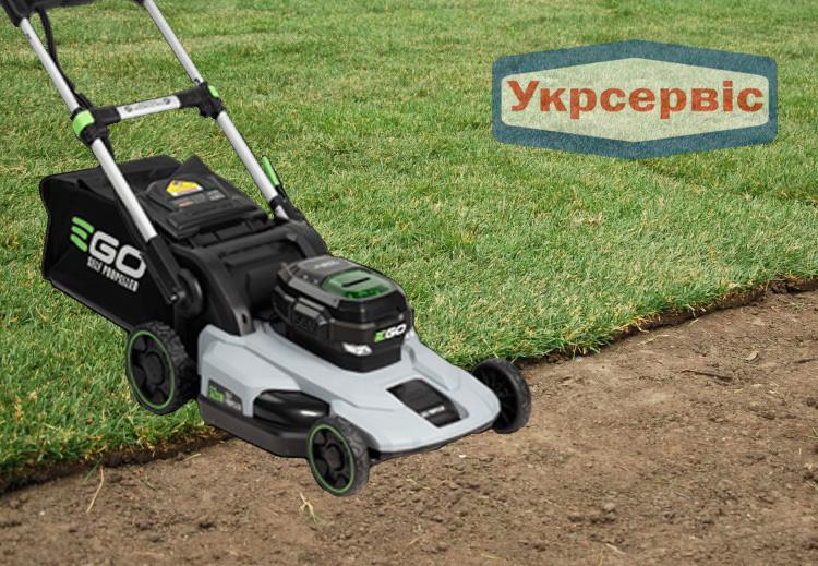 Купить недорогую электрическую газонокосилку для травы ЭГО LM2122E-SP