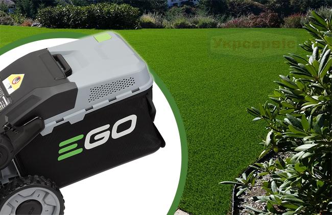 Купить недорого аккумуляторную газонокосилку для сада ЭГО LM1701E