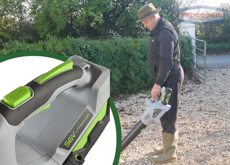 Купить садовую воздуходувку для дома EGO LB4800E