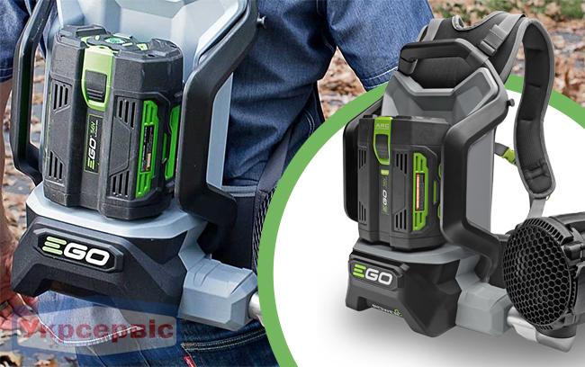 Купить аккумуляторную воздуходувку для дома EGO LB6002E