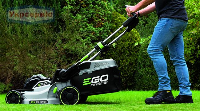 Купить недорого аккумуляторную газонокосилку для сада ЭГО LM1903E-SP